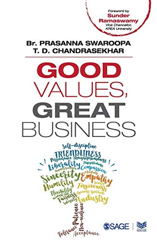 Good Values, Great Business