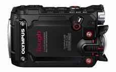 """Olympus TG-Tracker - Cámara de Acción DE 7.2 MP (Pantalla abatible DE 1.5"""", GPS, WiFi, estabilizador de 5 Ejes, Video 4K), Color Negro"""