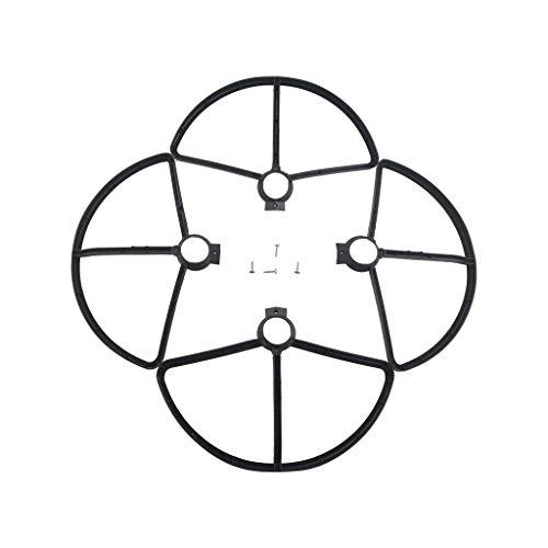 Fytoo 4PCS Elica Protettore Per MJX B5W F20 Bugs 5W Quadcpter Pezzo di ricambio-Nero