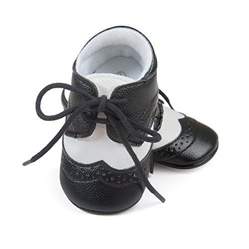 ESTAMICO, Scarpe primi passi bambini nero Black 12 - 18 mesi