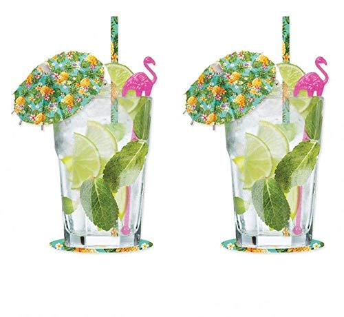 Master cocktail vintage tazze bicchieri Mojito Cocktail Glass Set