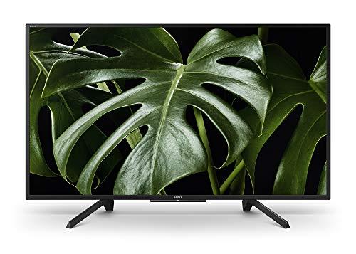 Sony Bravia 108 cm (43 inches) Full HD LED Smart TV KLV-43W672G (Black)