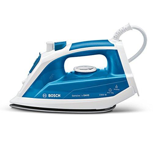 Bosch TDA1023010 Ferro da Stiro, 2300 W, 35, Bianco/Blu