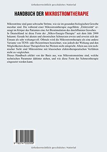 Handbuch der Mikrostromtherapie: Mikro-Energie-Therapie - 2