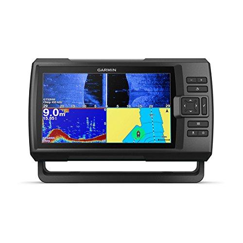 Garmin STRIKER Plus 9sv - Fishfinder con GPS integrato e display da 9', Nero
