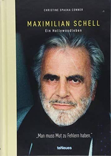 Maximilian Schell - Ein Hollywoodleben. Die erste Biografie über den großen Schauspieler. 16x23cm, 200 Seiten