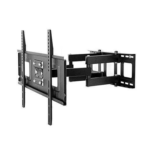 FLEXIMOUNTS A04 Supporto da parete per TV staffa a muro con braccio articolato di pieno movimento...