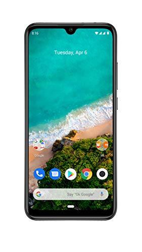 Xiaomi Mi A3 (Kind of Grey, 6GB RAM, 128GB Storage) - Extra 1,000 Off on Exchange & 6 Month No Cost EMI