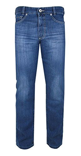 JOKER Jeans | Clark ( Comfort Fit ) 2248/0341 navy blue buffies