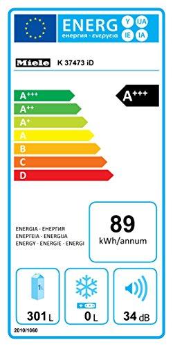 Miele K 37473 iD Incasso 301L A+++ Bianco frigorifero