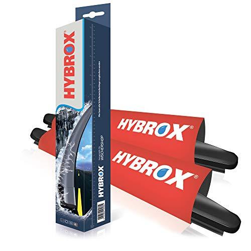 HYBROX-FRONT-Scheibenwischer-SET1384X