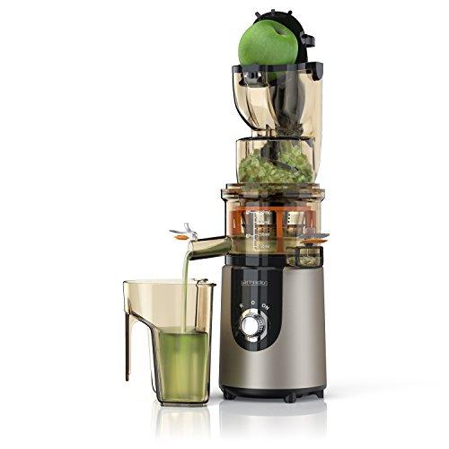 Arendo - Estrattore   Slow Juicer   Capacità totale 1L   Rapida produzione di succo con elevata...