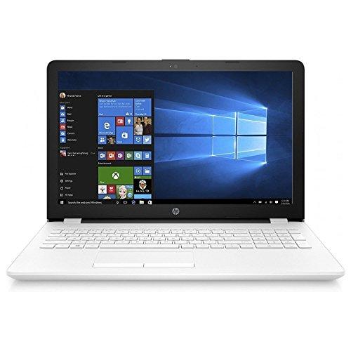 "HP Notebook 15-BS006NS - Ordenador Portátil HD, Intel Core i3-6006U, 4 GB RAM, 500 GB HDD, Intel HD Graphcis , Windows 10, Negro, 15.6"" - Teclado QWERTY Español"