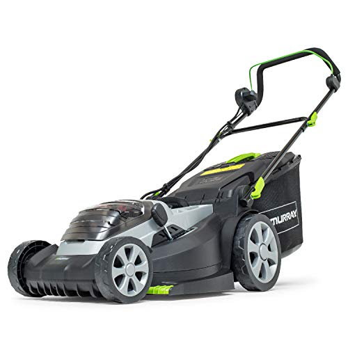 We totally have no doubt over the quality of this cordless lawn mower and we have no problem recommending this mower for anyone with a larger lawn who is looking for a good alternative to a larger corded or even petrol lawn mower. An excellent choice for large lawns.