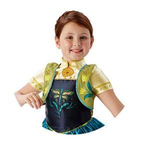 Rubies Anna -Disney Fiebre Congelado - Childrens Disfraz