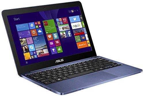 ASUS EeeBook X205TA-FD0061TS Portatile 11.6 Pollici HD LCD, Processore Intel Atom T Z3735 Quad Core, RAM 2 GB, 32 GB eMMC, Blu