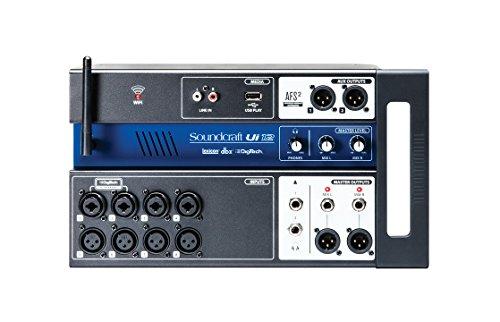 Soundcraft UI 12Mezclas Digital 12canales controllabile de remoto