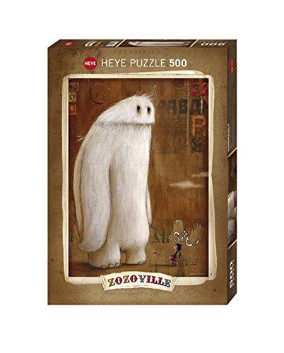 Heye Puzzle Standard Johan Potman Zozoville Sit, 500 Pezzi, VD-29675