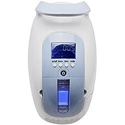 Concentrador de Oxigeno Portatil Máquina de Generar Oxígeno,para Viajar,Casa,