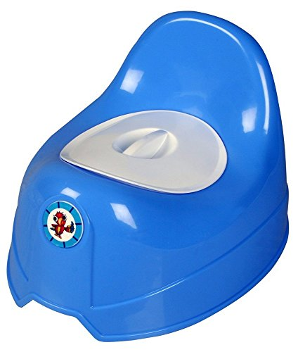 Sunbaby Potty Trainer (Blue)