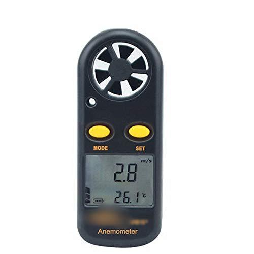 WYHP Tipo Pocket Portatile anemometro Digitale di velocità del Vento Meter Anemometro Anemometro...