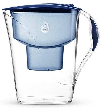 Dafi Luna Unimax 3.3L water filter jug with cartridges bundle (graphite) (1 month of Dafi Unimax) (1 cartridge)