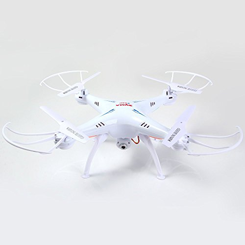 Syma X5SC Nuova Versione Syma X5SC-1 Falcon Drone videocamera HD Vibrazione di 4 Canali 2.4G...