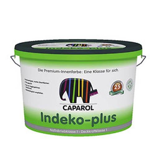 Caparol Indeko-Plus 5 Liter Weiß