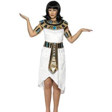 Traje de Cleopatra vestido mujer vestuario Egipto 3