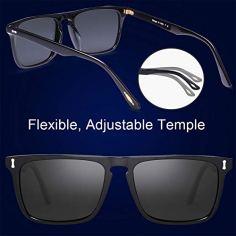 Carfia-Retro-Gafas-de-Sol-Hombre-Polarizadas-UV400-Proteccin-para-Outdoors