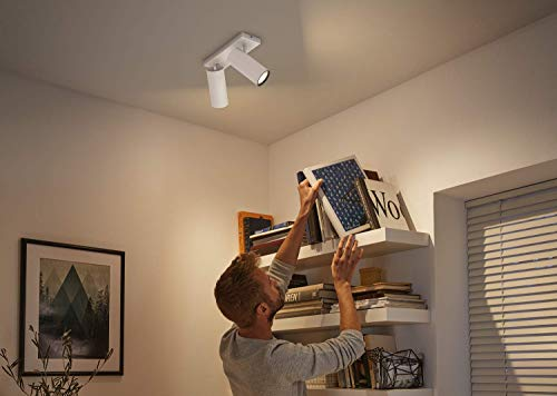 Philips-Hue-ampoule-connecte-White-GU10-55-W-Fonctionne-avec-Alexa