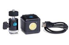 Lume Cube LC0200 - Kit de Foto con un Lume Cube y una rótula DSLR