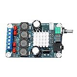 SDENSHI Stereo Audio Verstärkerplatine Subwoofer 50Wx2 HiFi Digital Amplifier Module