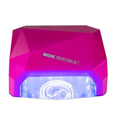 MCTECH UV LED Professionale della lampada unghie lavasciuga 36W Manicure/Pedicure Asciugatrice...