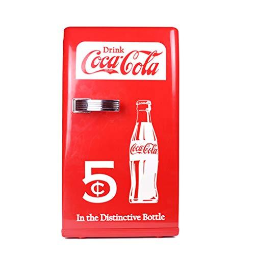 Mini frigoriferi Coca-Cola da 12 Litri, congelatore Portatile per dormitori con congelatore per Auto...