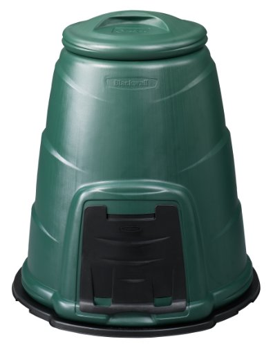 The Blackwall 220L composter is a great bin; no assembly, robust construction and easy access to compost, it's easy to see why over 3,000,000 bins have sold to date. After a research on its performance, we think this composter is ideal for garden and vegetable based food scraps.