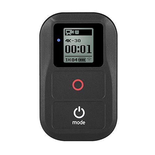 Suptig impermeabile telecomando senza fili per GoPro Hero 7Black Hero 6Black Hero 5Hero 5SESSION Hero 4HERO4Session Hero 3+ Hero 3Action Camera WiFi telecomando