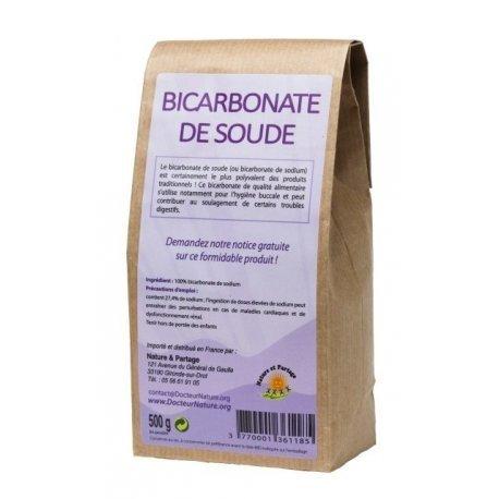 Bicarbonate de soude de qualité alimentaire