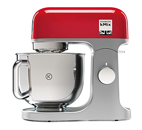 Kenwood kMix - Robot de cuisine rouge