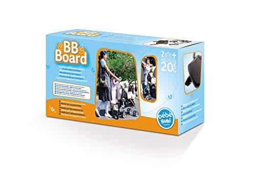 BEBE BUKI EB5713 - BB Board - Pedana a rotelle per passeggino