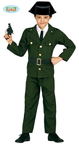 Disfraz de guardia civil infantil (5-6 años)