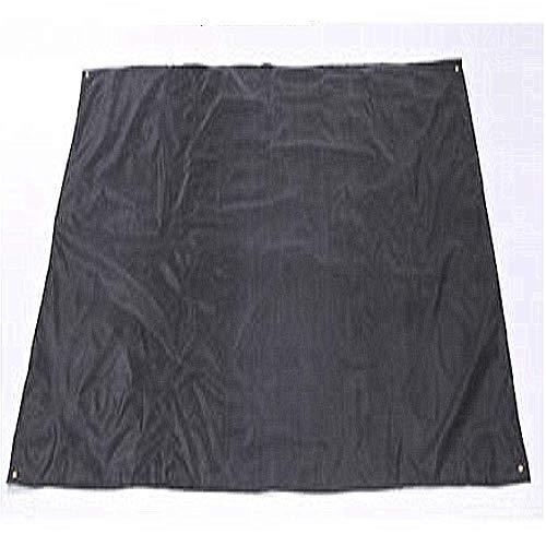 QWEASDZX Tenda da Campeggio Esterna Impermeabile Protezione Solare Mat Oxford Panno umidità Pad...