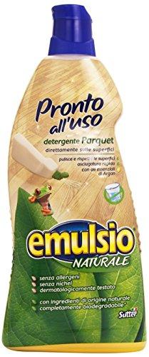 Emulsio Naturale 0283113 Pronto all'Uso Parquet, 1000 ml