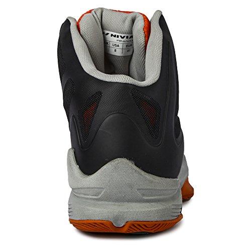 Nivia Typhoon Basketball Shoes 9