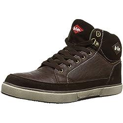 Lee Cooper Workwear Lcshoe086, Chaussures de sécurité Homme - Marron (Brown), 43 EU