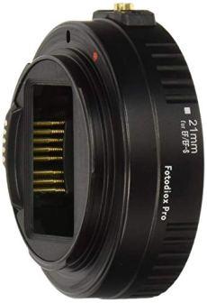 Tubo de extensión macro Fotodiox Pro, 21mm sección–para Canon EOS EF/EF-S lentes para Extreme close-up con enfoque y exposición automática
