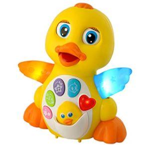 ISO TRADE Juguete de Pato Interactivo para niños 6287