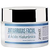 Zowix Crema Facial Antiarrugas para Piel Seca y Mixta | Crema Antiedad, Hidratante y Nutritiva con...