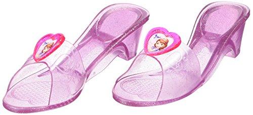 Rubie's Scarpette Jelly Carnevale Principessa Sofia Disney Film - Bambina