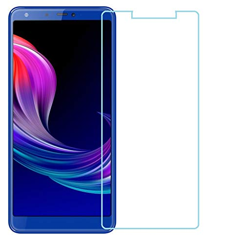 Clorox Panasonic Eluga Ray 600 Premium Tempered Glass Perfect Fitting for Panasonic Eluga Ray 600